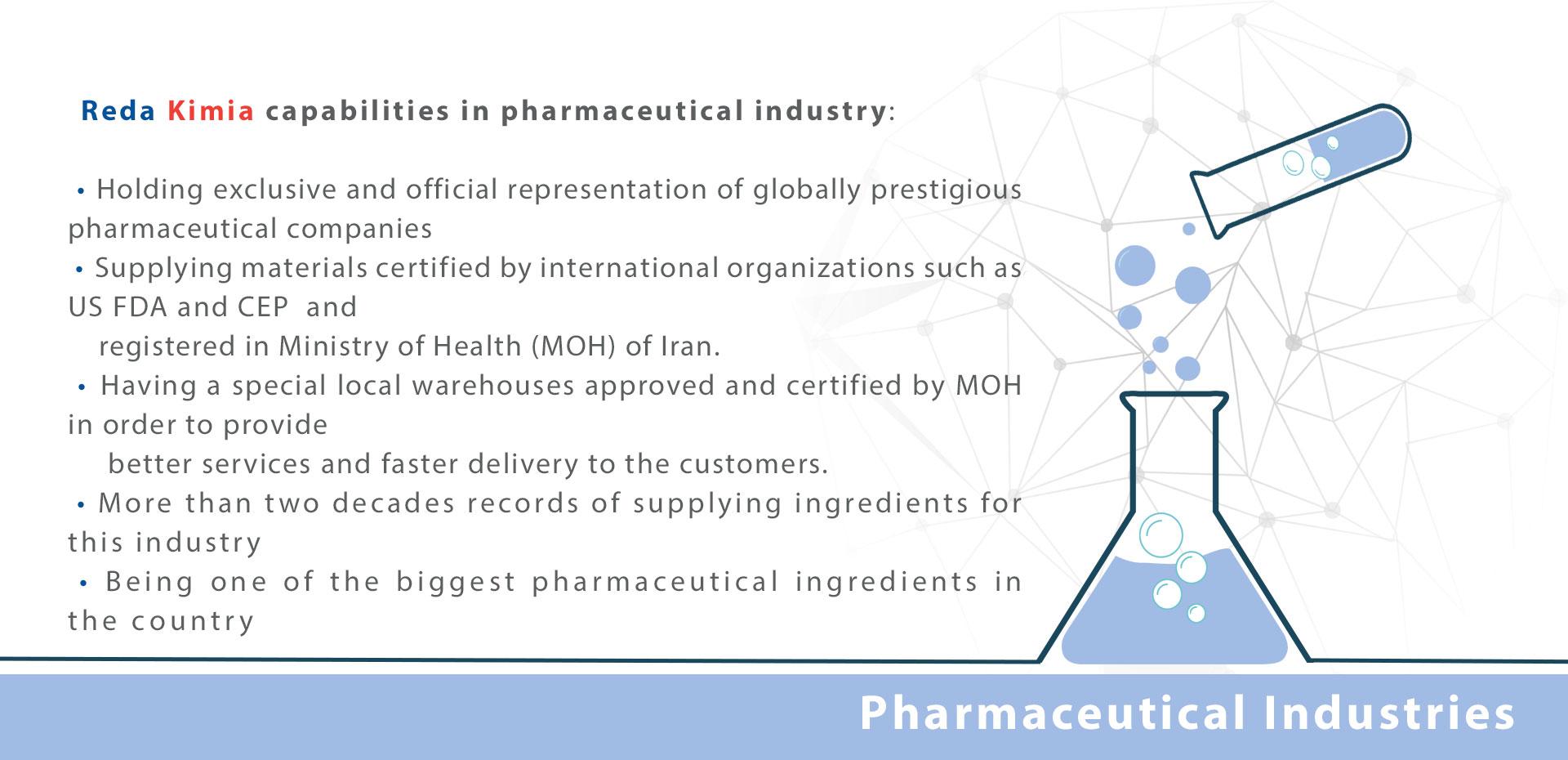 صنایع دارویی