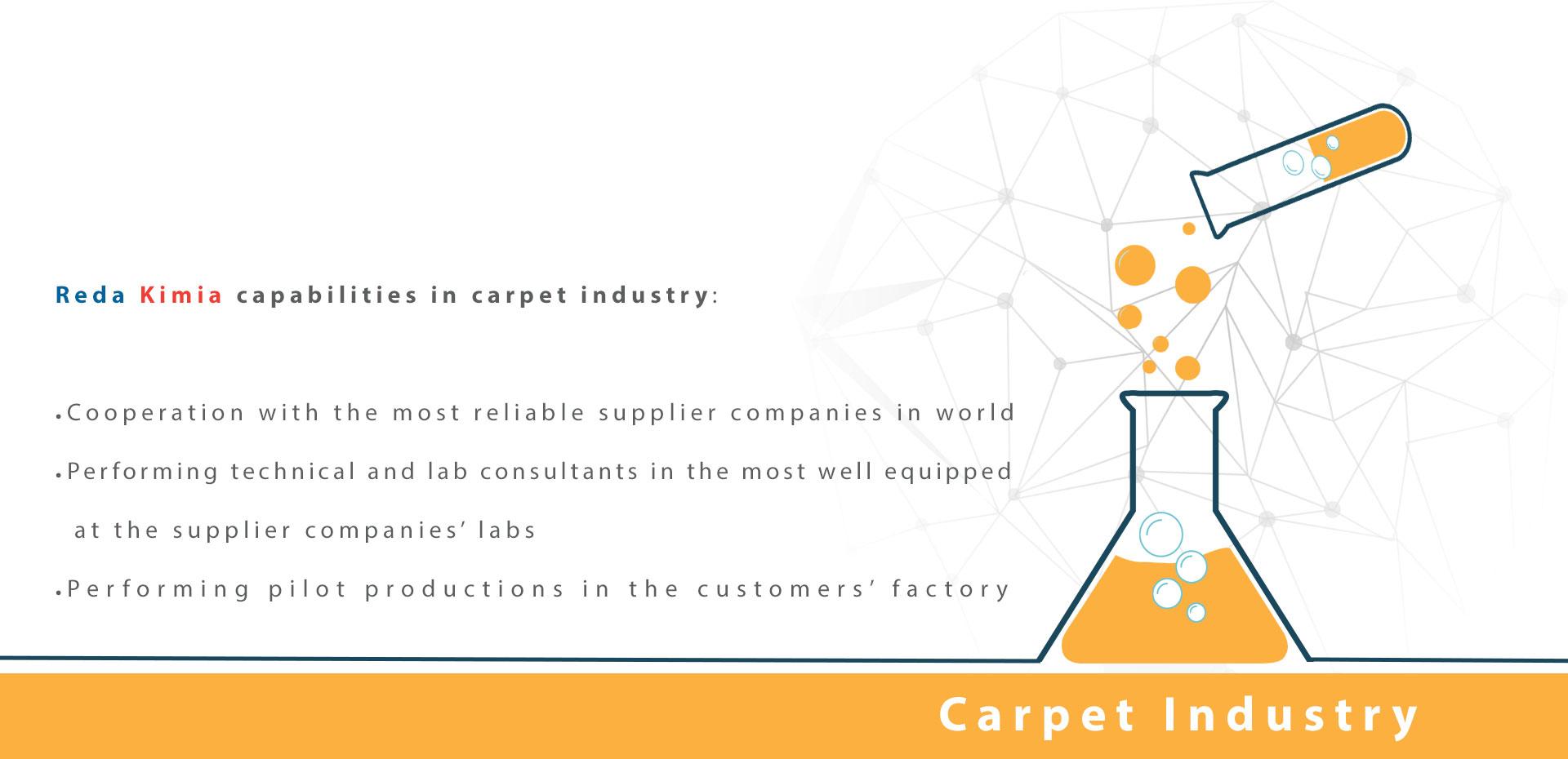 صنعت فرش ماشینی و موکت